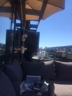 patio daytime