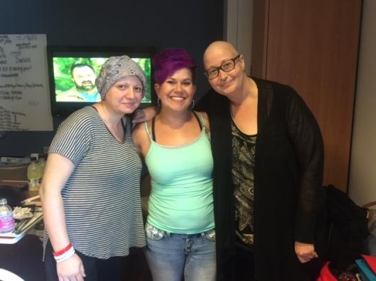 stem cell girls daniela and tiffani and me